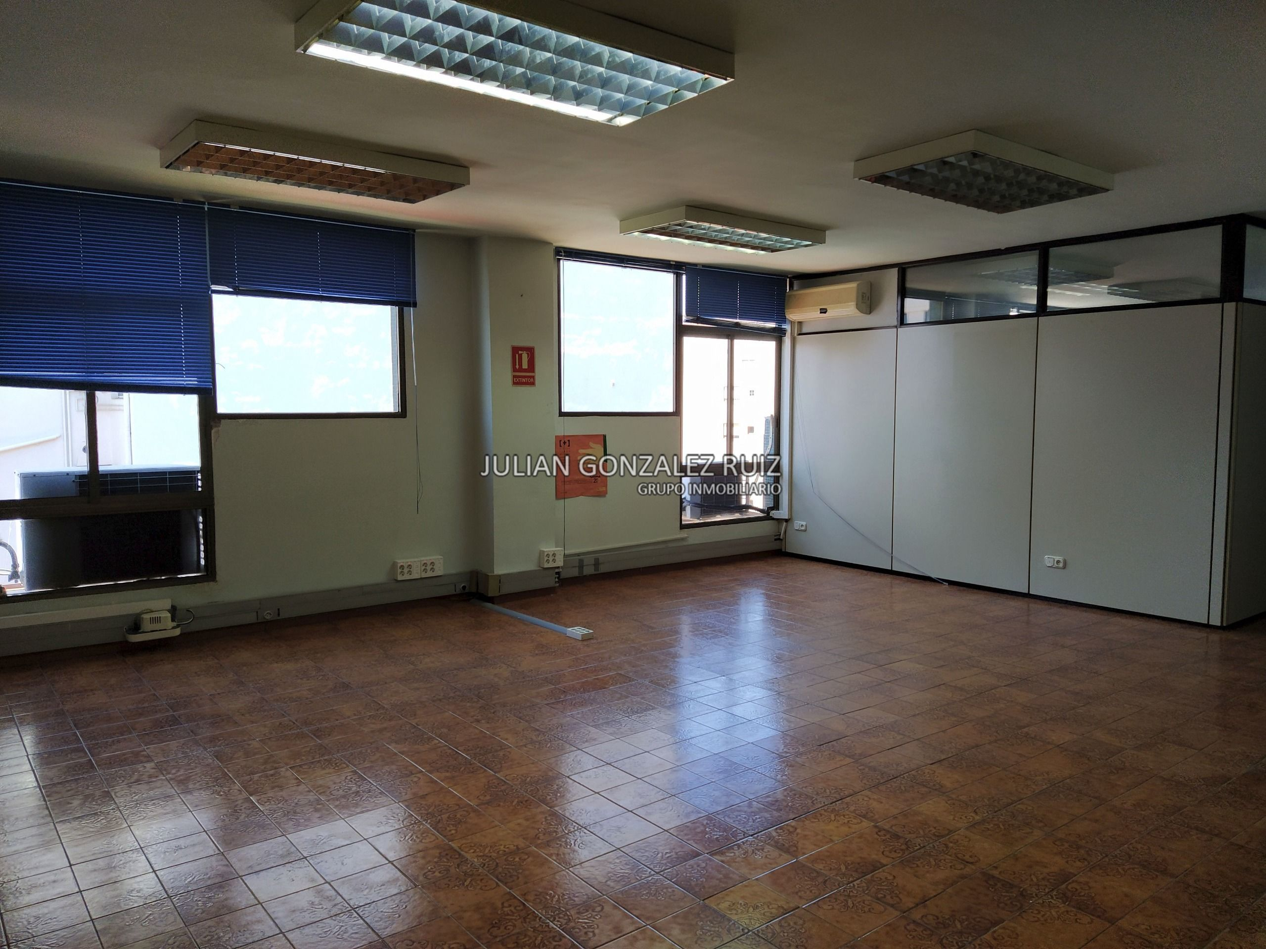 Planta oficina de 270 m2 en alquiler en Castellón